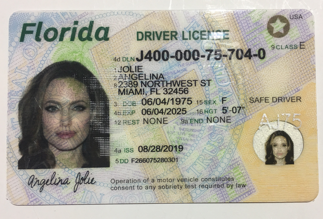 Buy Florida Fake Drivers License